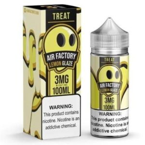 AIR FACTORY TREAT CUSTARD CRAZE (100ML)