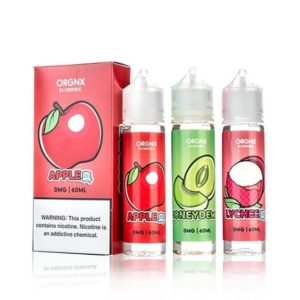 ORGNX LYCHEE ICE (60ML)