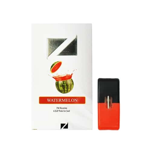 Watermelon Ziip Pod 4-Pack